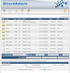 DirectAdmin screenshot 7