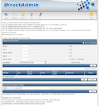 DirectAdmin screenshot 9